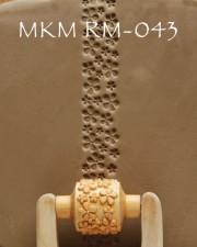 TEXTUR ROLLSTEMPEL  RM-043  L 3CM, <br><i>Preis pro Stück</i>